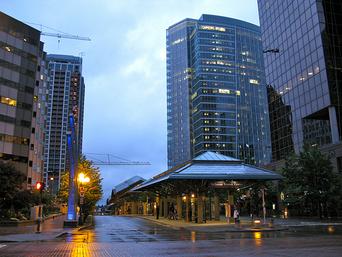 Bellevue Transit Center, c/o Oran