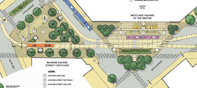 Westlake Plaza