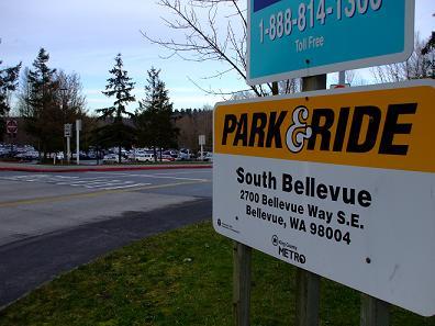 South Bellevue Park & Ride