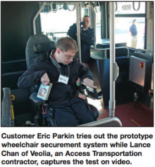 Faster Wheelchair Boarding Coming to RapidRide B Line