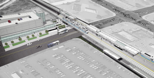 S. 200th Station Open House Recap – Seattle Transit Blog