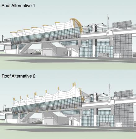 Tensile Roof Alternatives