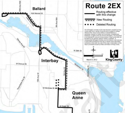 The Crazy New Route 2X