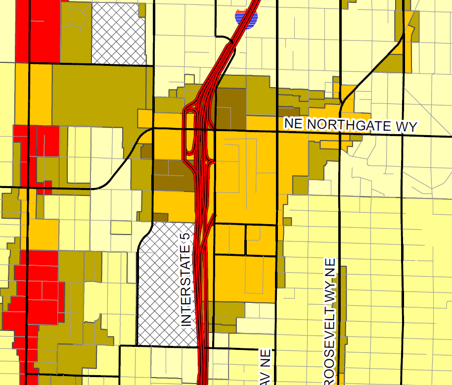 Light Industrial In Zoning: Mullally Northgate Rezone Advances
