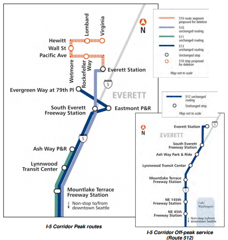 Sound Transit Proposes Improved SeattleEverett Service