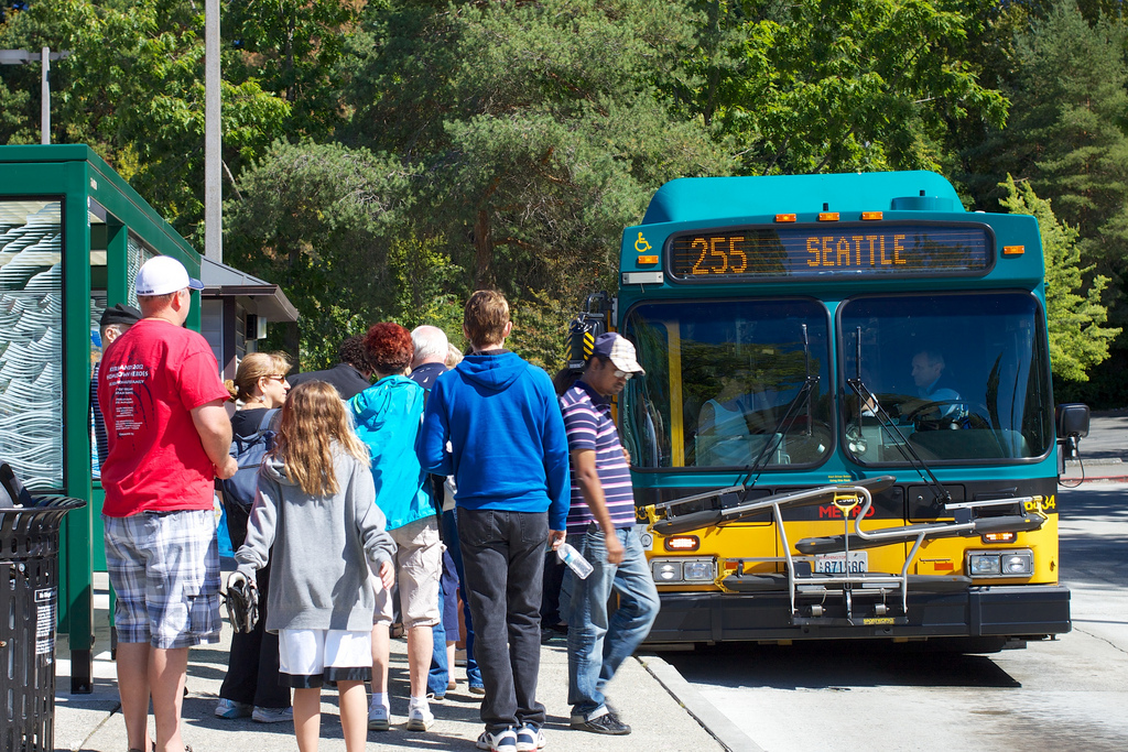 Minor Sound Transit And Metro Changes Coming Saturday