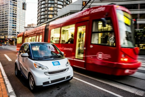 Zipcar Vs Car2go Seattle Transit Blog