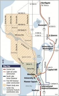 Ballard Corridor Study Area