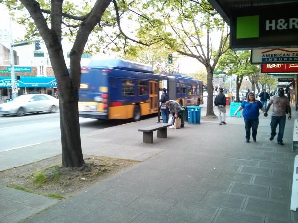 Route 29 at Market & Ballard