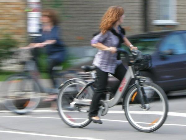 Bixi Bikes