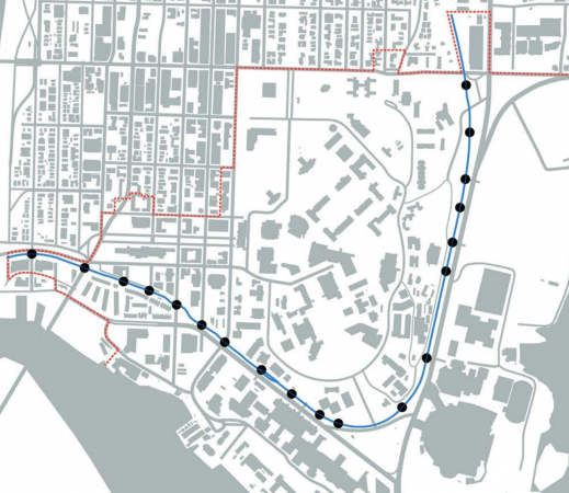 Proposed Burke-Gilman Connections