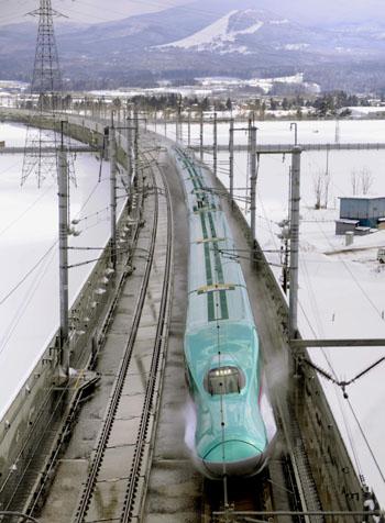 Hayabusa-bullet-train