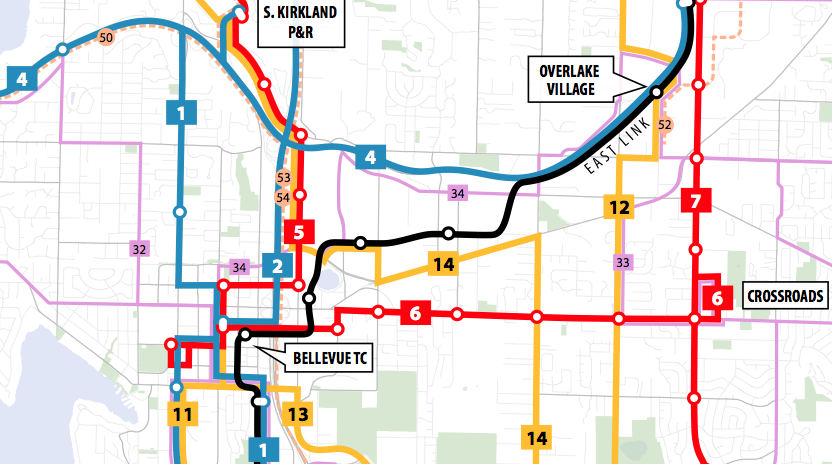 Bellevue Vision Map