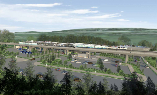 south bellevue station renderings