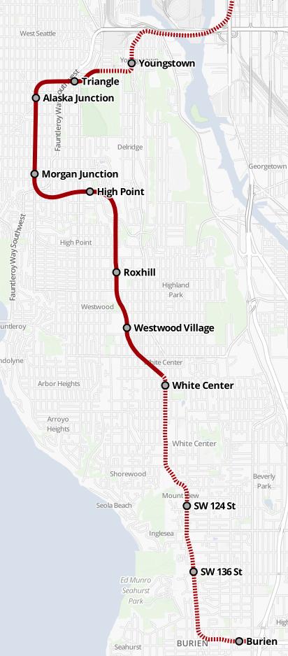West Seattle Link Idea