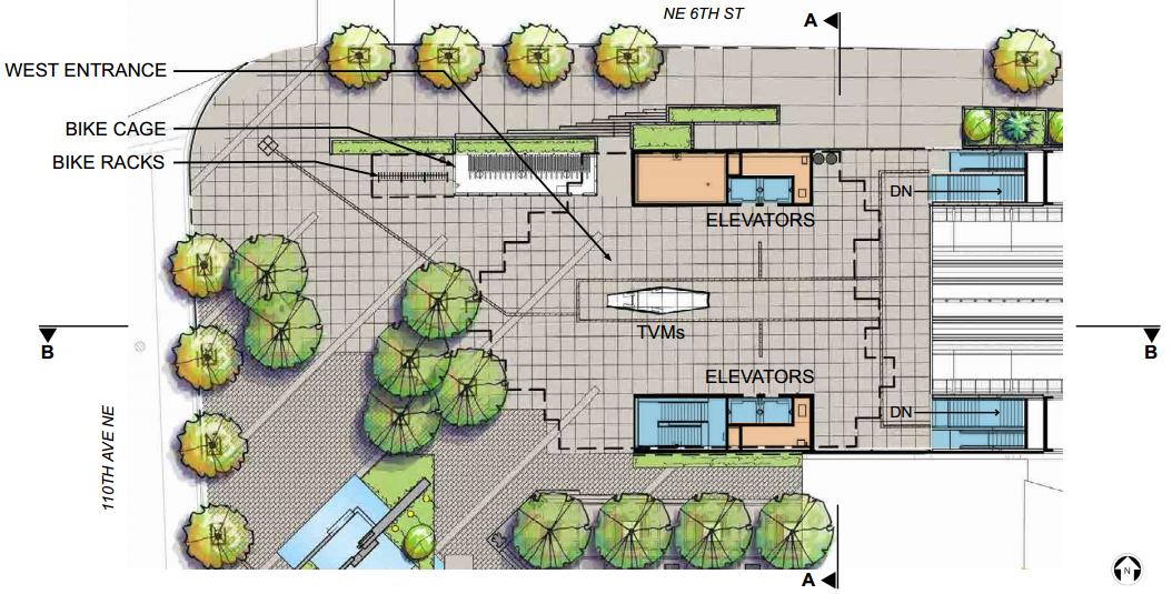 Bellevue TC amp Hospital Station 60 Design Seattle