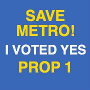 I Voted Yes on Prop 1