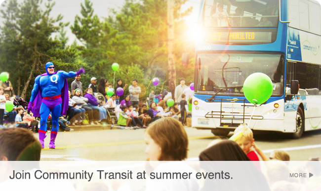 Lynnwood-to-Mukilteo bus service is coming back!