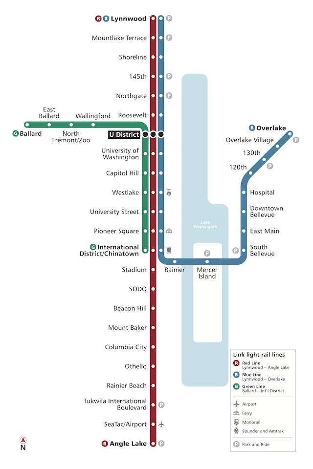 ballard uw should be the next light rail line in seattle