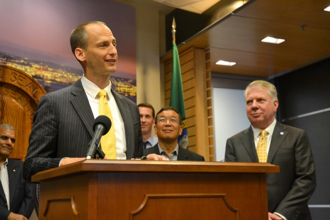 Mayor Murray names Kubly as SDOT Director
