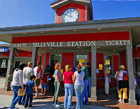 Sillyville Station