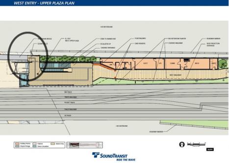 Rainier Station Diagram